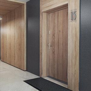 drzwi obiektowe i techniczne