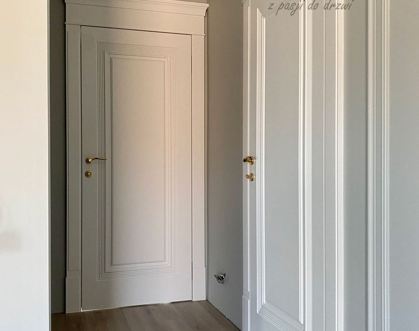Wybieramy nowe drzwi wewnętrzne