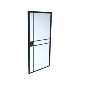 drzwi loftowe steelline w5