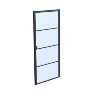 drzwi loftowe steelline w4