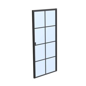 drzwi loftowe steelline w8